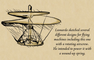 Creative Leonardo da Vinci