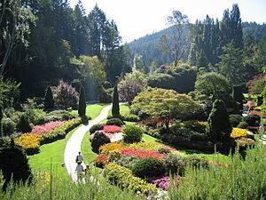 Sunken Garden. Image courtesy wikipedia.org