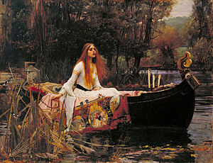 https://en.wikipedia.org/wiki/The_Lady_of_Shalott_(painting)