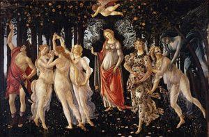 """""""Primavera"""" Sandro Botticelli Wikipedia"""