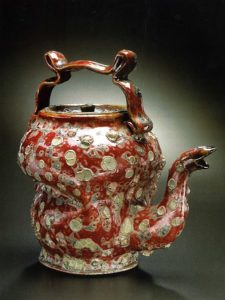Pottery by George Ohr