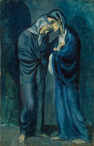 two sisters pablo picasso