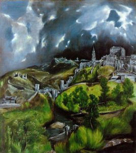 """View of Toledo"" Wikipedia"