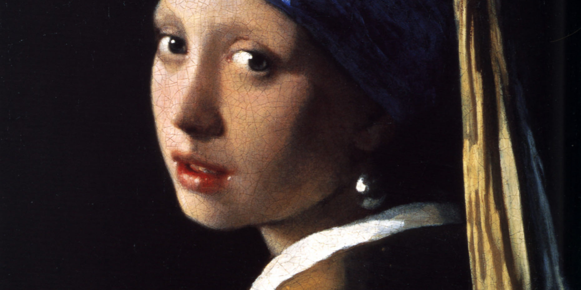 Girl with a Pearl Earring Johannes Vermeer 1665 #003
