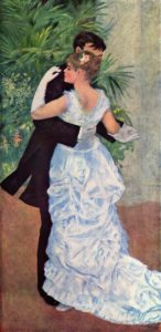 """Dance in the City"" by Renoir"