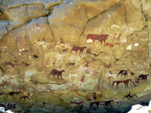 saharan rock art