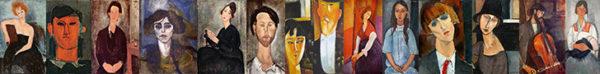 Amedeo Modigliani - Italian Modern Painter