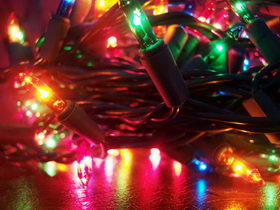 Celebrating Over 100 Years of Christmas Lights 1