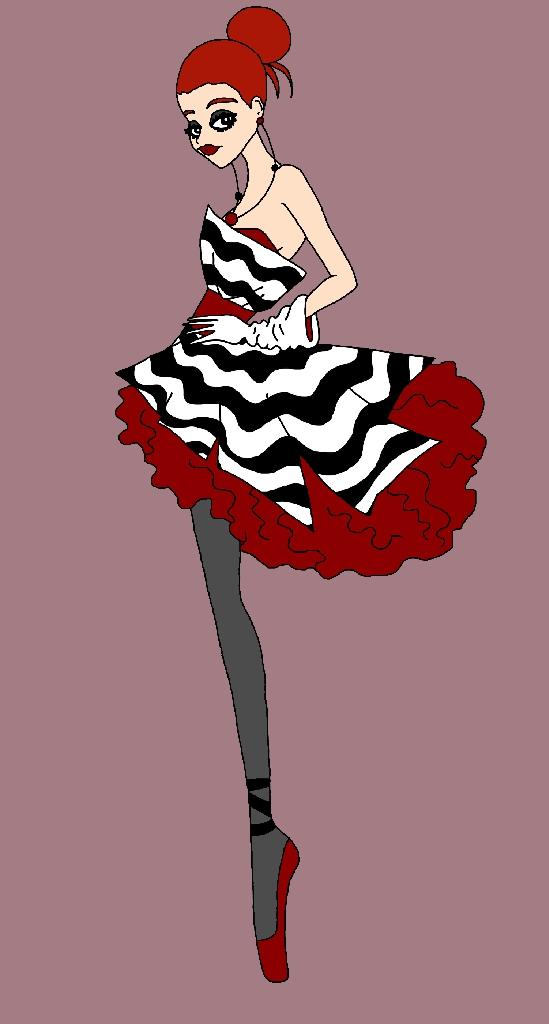 Dressy Gals Ballerina