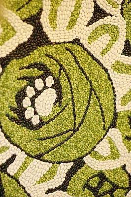 art, bean, beans, cardboard, create, image, natural, step