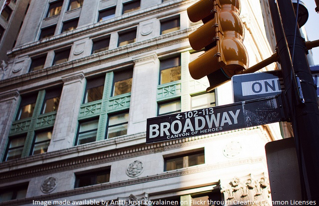 Segmation - Art that Sells Broadway